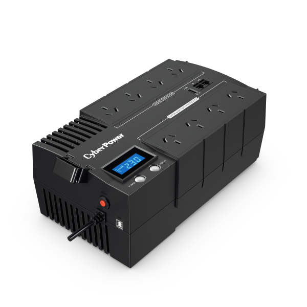 BR850ELCD - Backup UPS Systems | CyberPower