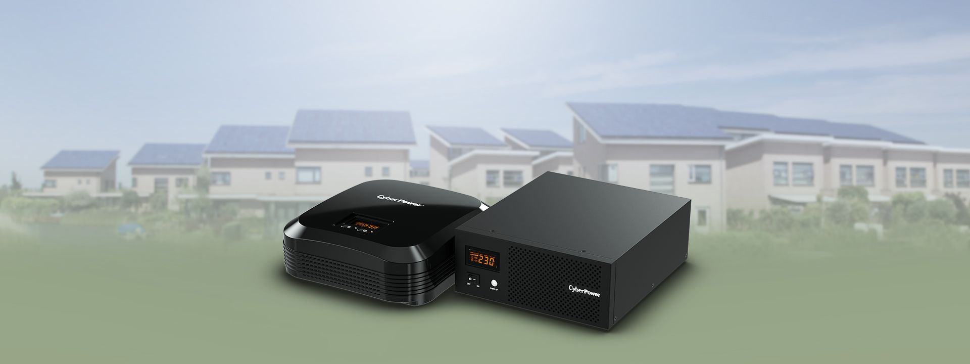 CyberPower's Power Inverter is the ideal backup power supply with generator compatibility and surge protection