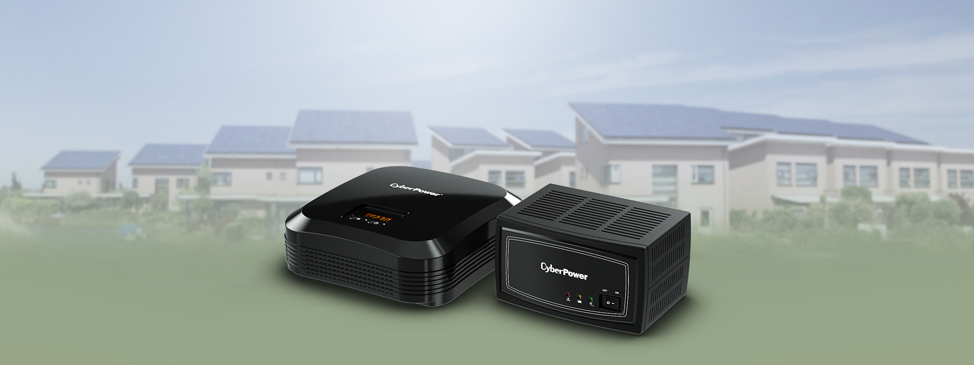 CyberPower's Static UPS is the ideal backup power supply with generator compatibility and surge protection