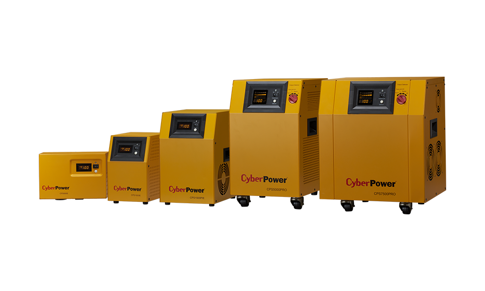 Long Backup UPS - Backup UPS Systems | CyberPower