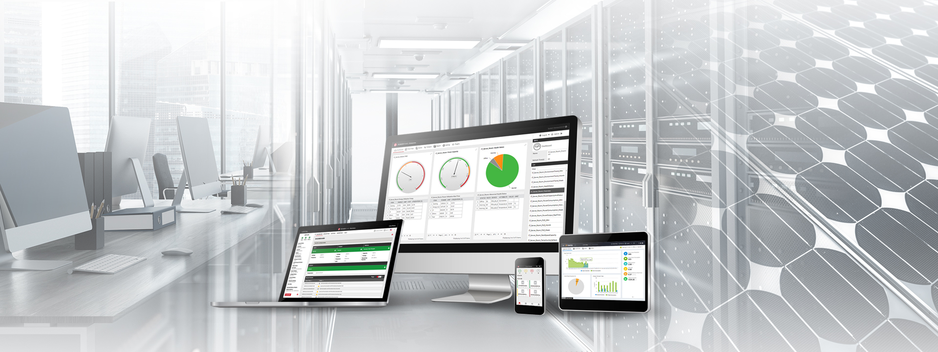 CyberPower's software features intuitive interface for users to easily monitor and control UPS system