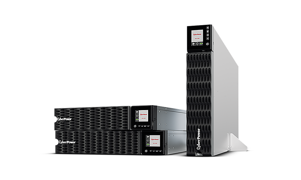 Online (High-Density) - Smart App UPS Systems | CyberPower